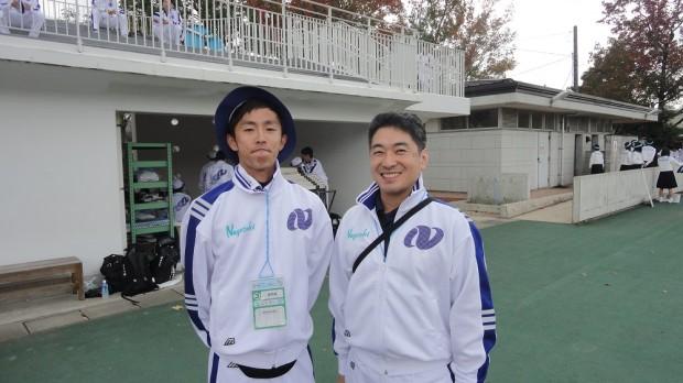 サッカー松本トレーナー